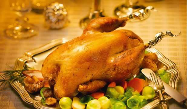 Weihnachtsmenü 3: Beilagen zum gefüllten Perlhuhn