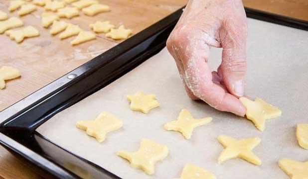 So genießen auch Veganer und Allergiker Weihnachtsplätzchen