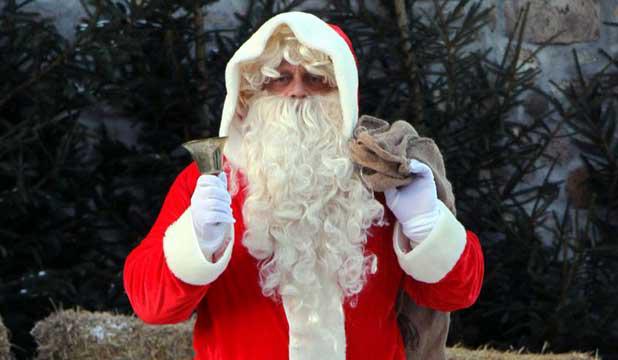 Thomas Hauschild: Geschichten über den Weihnachtsmann